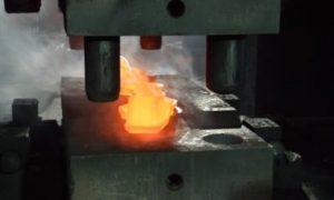 Aluminium Forging